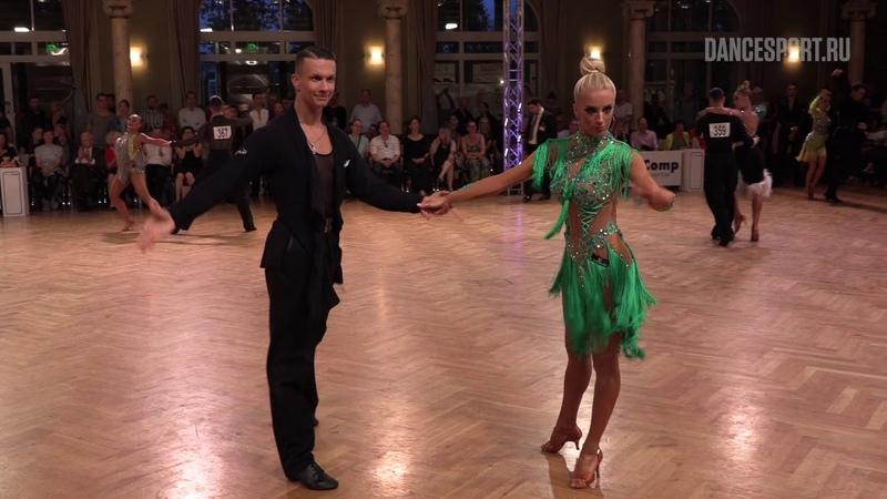 Artur Balandin Anna Salita GER Jive DanceComp Wuppertal 2019
