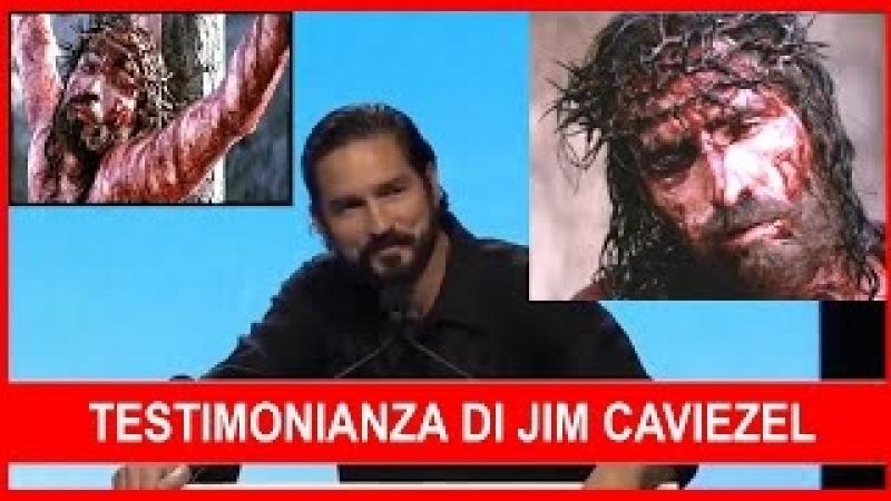 ✞ Testimonianza Jim Caviezel Servono guerrieri come ❤