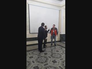 Дебаты на молодежном слете Роспрофпром-Башкортостан