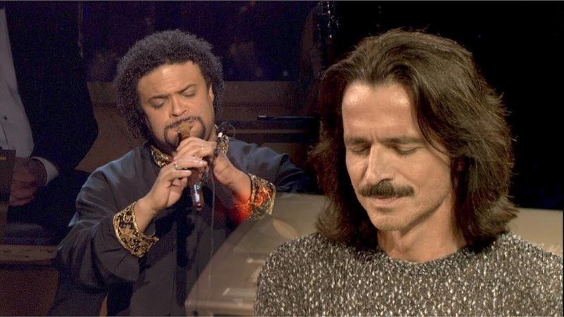 Yanni Prelude and Nostalgia 1080p From the Master! Yanni Live! The Concert Event