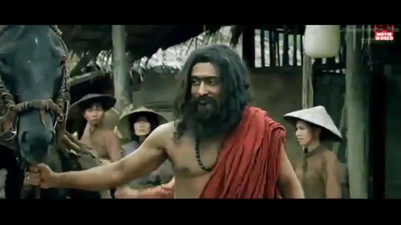 Кто такой Бодхидхарма Истоки Кунг фу