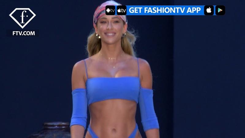 TJ Swim 2019 at Paraiso Miami Beach | FTV | FashionTV