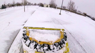 Tire Snow Plow - The . 17