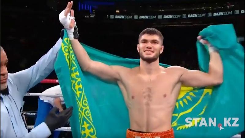 Қазақ боксшы Али Ахмедов чемпион болды