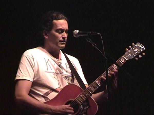 Curt Kirkwood live solo acoustic at Aladdin Theater Portland Oregon 6 6 2001 Part 1