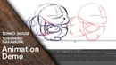 Tonko Schoolhouse 43: How to Animate PIG's Walk Cycle (Animation Demo)