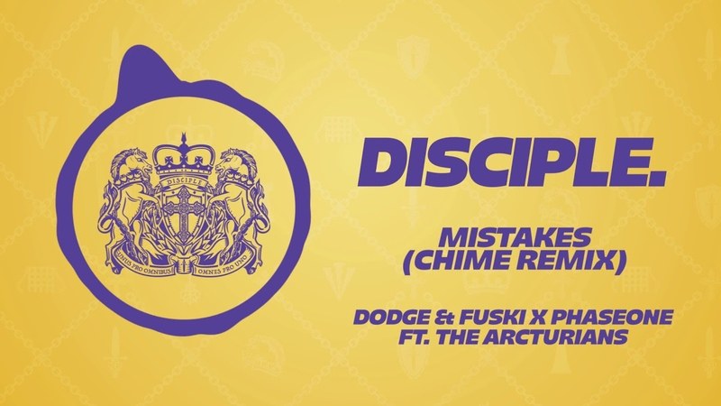Dodge Fuski X PhaseOne Ft. The Arcturians - Mistakes (Chime Remix)