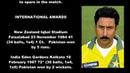 Pakistani Cricketer Saleem Malik Biography Detail