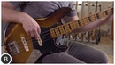 JAZZ BASS GROOVES - Recording Jayme Lewis