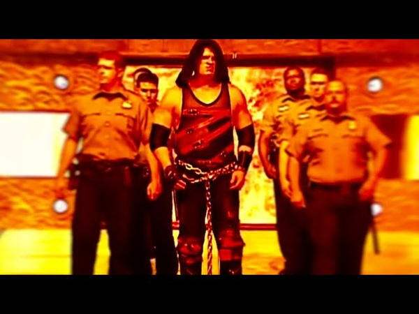 WWE Kane | BEST ENTRANCE EVER HD | Raw 08/11/2003