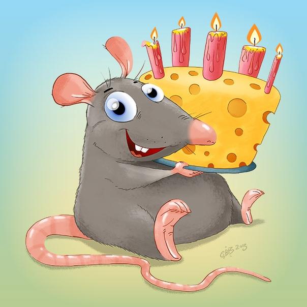 голосования стал открытка крыса поздравляет прославилась