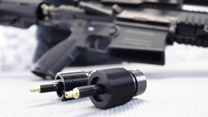 PolarStar Airsoft - Universal Gas Stock (UGS) Series Overview