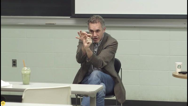 Jordan Peterson The Tragic Story of the Man Child
