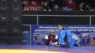 Бадрудинов Али-Асхаб (Дагестан) - Магомедов Абасгаджи (Дагестан)