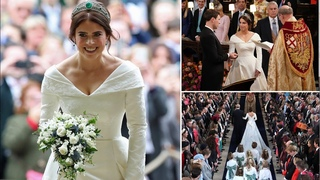 Princess Eugenie wedding: attend Prince Harry, Meghan Markle, William and Kate Middleton