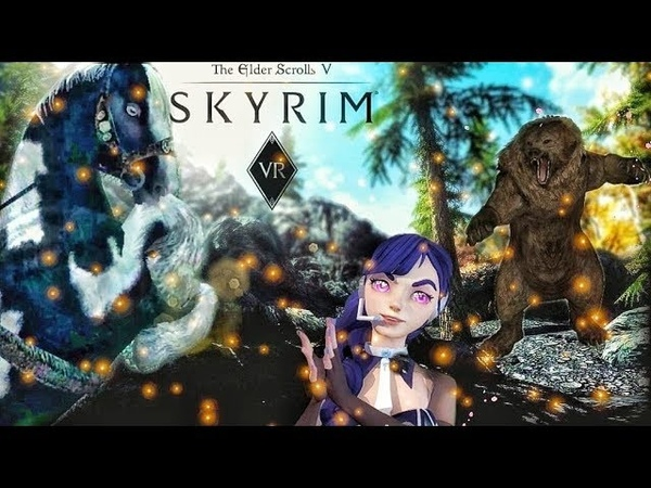 🌔 7 000 ОПАСНЫХ ШАГОВ, ВЕДУЩИЕ К ВЫСОКОМУ ХРОТГАРУ ►18 [Тhe Elder Scrolls V: Skyrim VR] №5 🐉