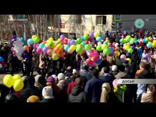 В Мирном на первомайскую демонстрацию выйдут более 7 тысяч человек