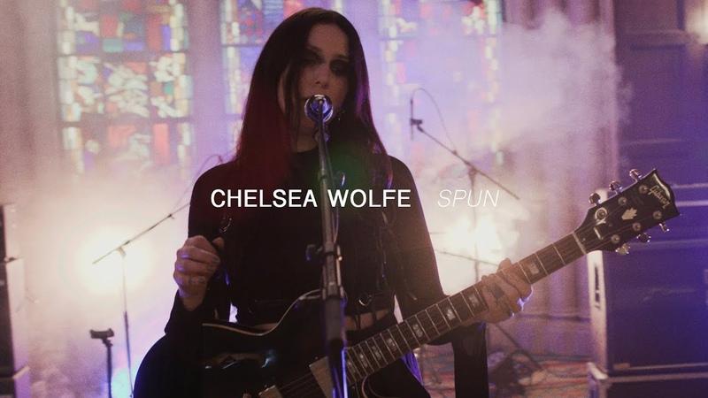 Chelsea Wolfe - Spun | Audiotree Far Out