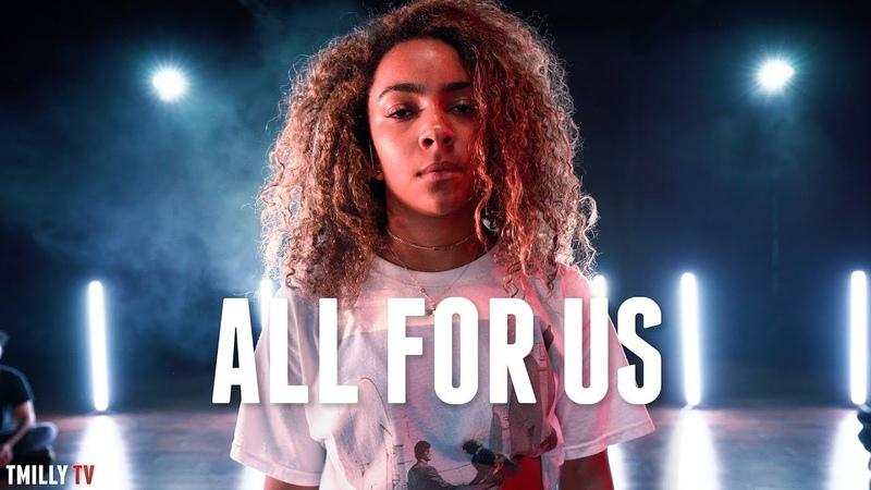 Labrinth Zendaya - All for Us (Euphoria) - Dance Choreography by Jake Kodish