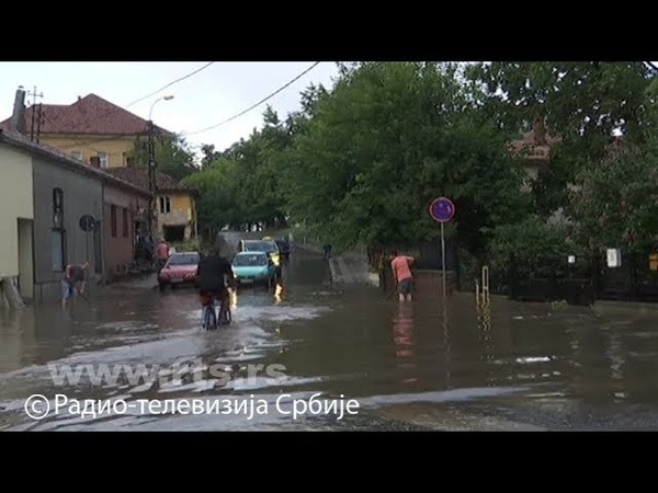 Zbraja se šteta od nevremena širom Srbije usevi u Blacu desetkovani