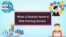 What is Domain and Hosting | Domain Name | Web Hosting | Website Domain | Tutorial for Domain Name