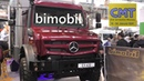CMT Messe Stuttgart 2019 * bimobil * Unimog Expeditionsmobil Reisemobil Pickup