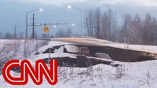 7.0 earthquake hits near Anchorage, Alaska