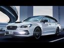 Реклама Subaru Levorg STI