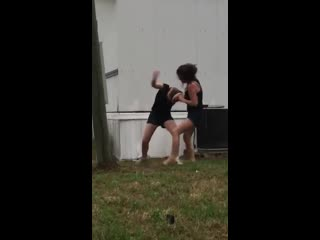 A very g fight