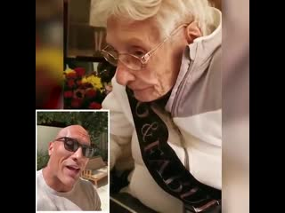 Happy 100th birthday to grandmom grover