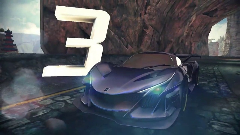 Asphalt 8 summer tournament appolo ie 48.591