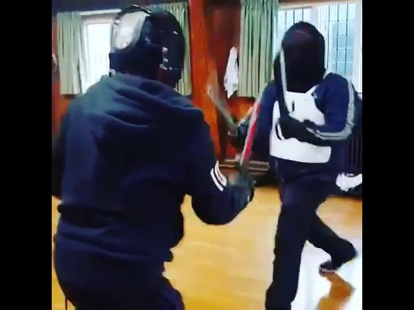 Wing Chun Butterfly Knives Sparring (5)