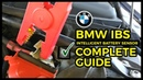 BMW NO START NO CRANK Intelligent Battery Sensor BMW IBS FIX HAPPY ENDING SOLUTION