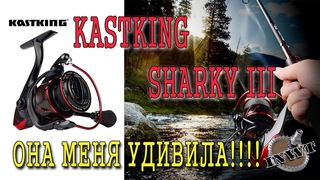 Kastking Sharky 3. Она меня удивила!
