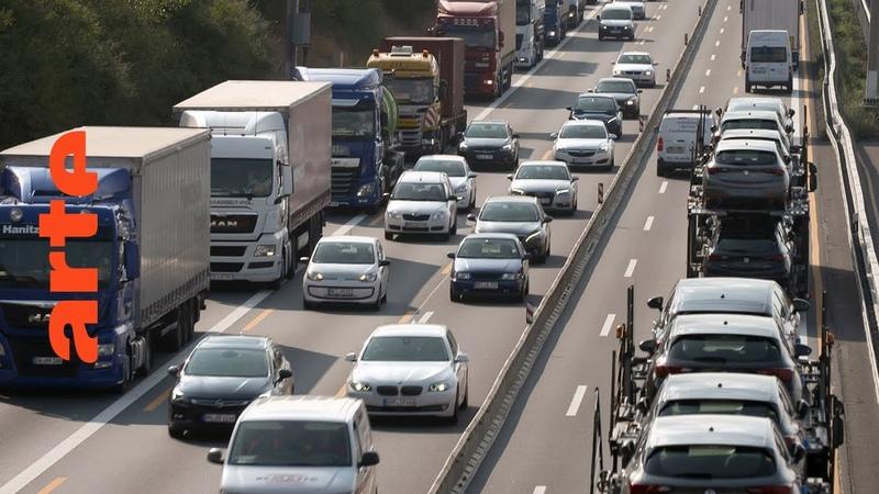 Putains de camions - Les dégâts du transport routier | ARTE