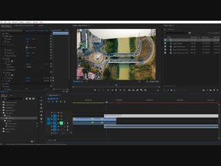 Пример переходов на Premiere Pro | Курсы Skill Fest