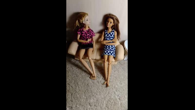 привет вот мои куклы соня и мелиса