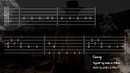 The Good the Bad and the Ugly Full Acoustic Guitar Tab by Ebunny Fingerstyle How to Play