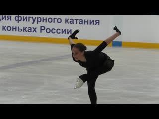 Alina zagitova 2019.09.08 open skating fs cleopatra c