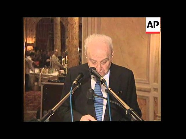 FRANCE: AUTHOR FINED FOR QUESTIONING NUMBER OF JEWS KILLED BY NAZIS