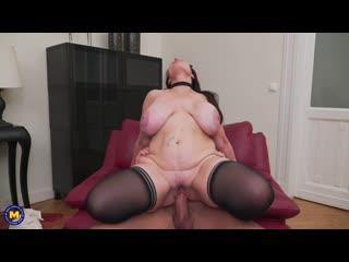 Josephine James (EU) (50) - [2019-09-13, Big breasts, Blowjob, Hardcore, Mature, Pussy Licking, Doggystyle, Titfuck, 1080p]