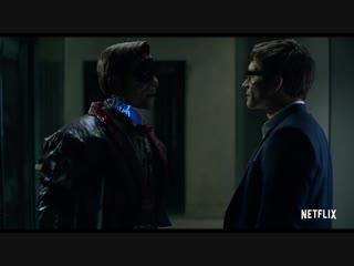 Бархатная бензопила (трейлер) - Netflix