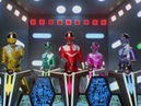 Power Rangers Time Force All Megazord Fights Episodes 3 40