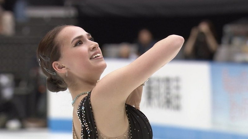 Алина Загитова. Japan Open 2019. ПП