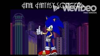 Final Fantasy Sonic X6 soundtrack 1 makenai ai ga kitto aru