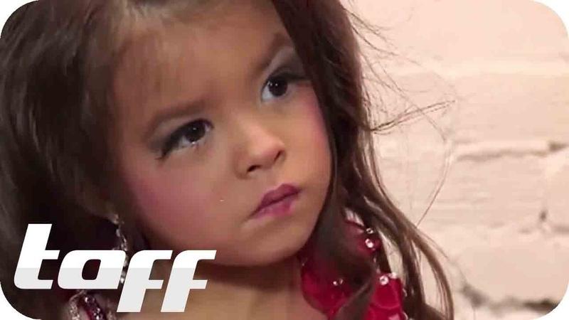 Mini-Miss: Wahl zur kleinen Schönheitskönigin | taff
