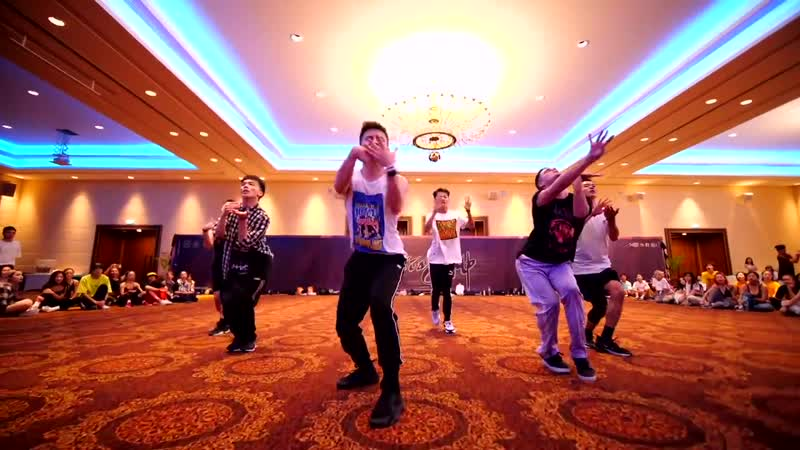 Nails Hair Hips Heels feat Madison Cubbage - Todrick Hall ¦ Brian Friedman Choreography ¦ Asia Camp