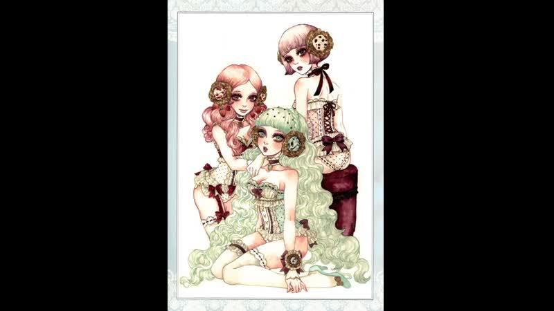 Sakizou Mint Ice cream - costume part 3