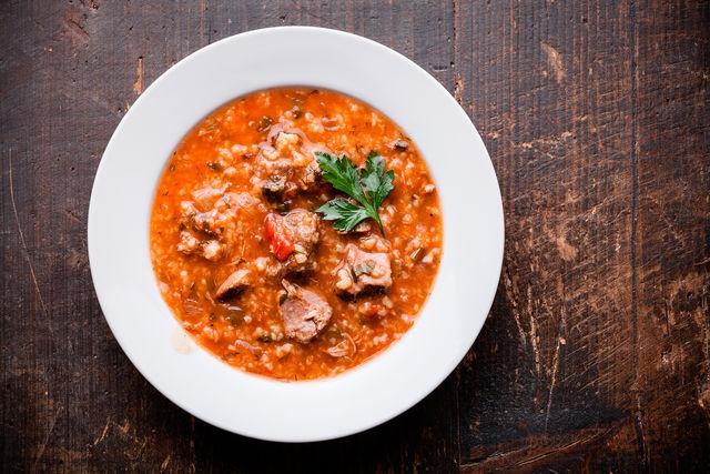 Как правильно готовить суп харчо, изображение №1