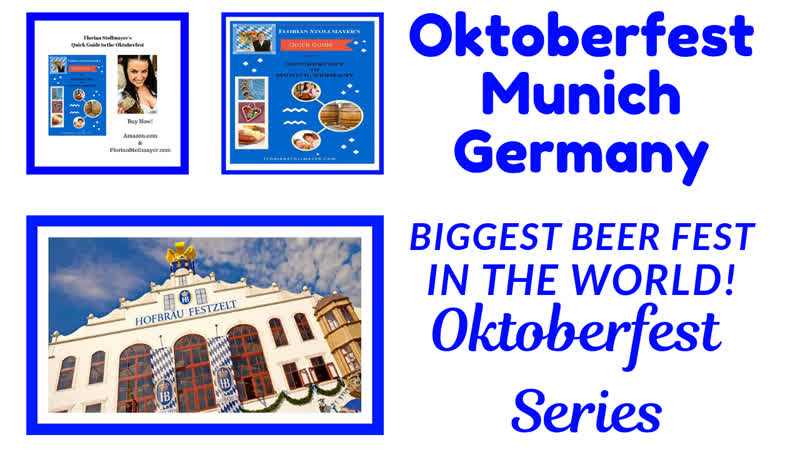 Hofbräuhaus Beer Tent OKTOBERFEST GERMAN BEER FEST in Munich Bavaria 10 Oktoberfest series